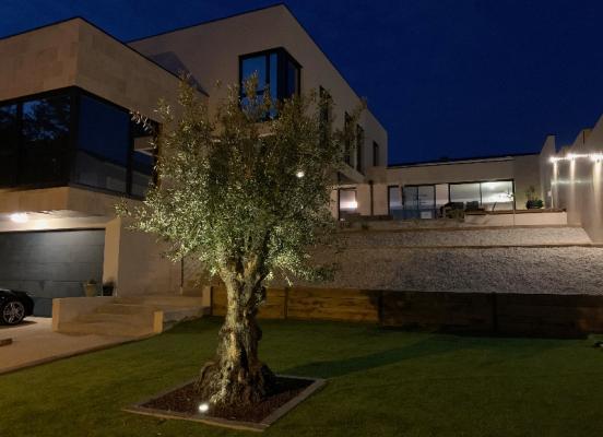 MAISON INDIVIDUELLE : CONSTRUCTION DE LA MAISON D'ABOVILLE A CHARTRES (28)