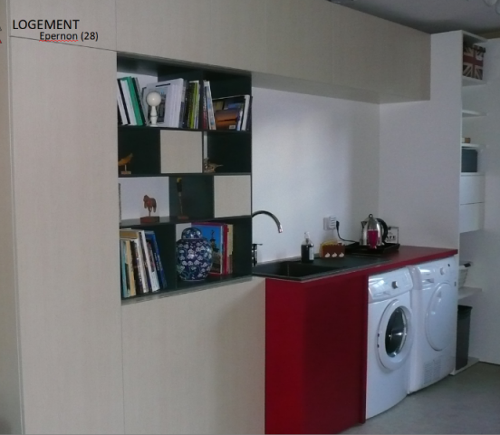 AGENCEMENT INTERIEUR : CREATION DE MOBILIERS SUR-MESURE (28)