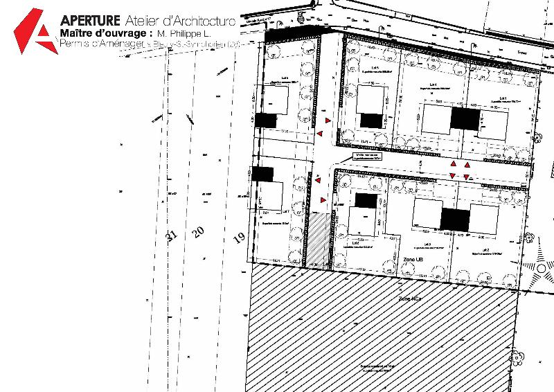 ETUDE DE FAISABILITE : Permis d'aménager au Clos-Saint-Symphorien (28)